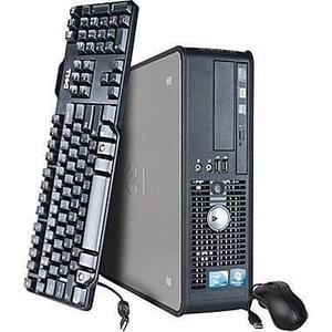 Cpu dell/hp core2duo baratas 4gb ddr3 80gb disco wifi