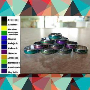 Lote 10 anillos del humor cambian de color en México   REBAJAS ... adc588d5c0b