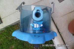 Cubeta y accesorios aspiradora turbo power 2