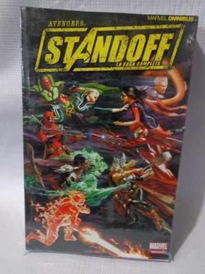 Avengers standoff la saga completa marvel omnibus
