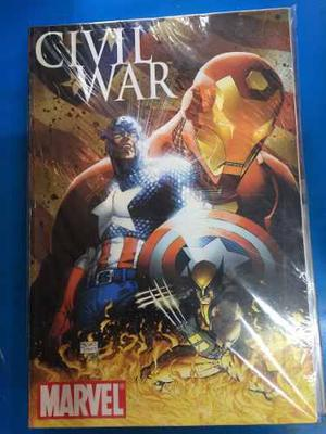 Civil war marvel monster edition