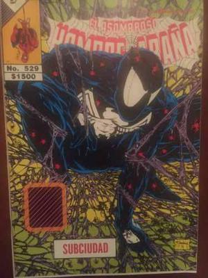 Cómics el asombroso hombre araña