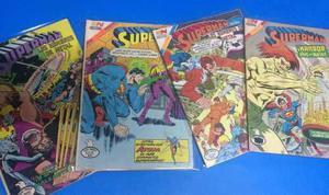 Cómics supermán aguila paquete de dos 700 pesos
