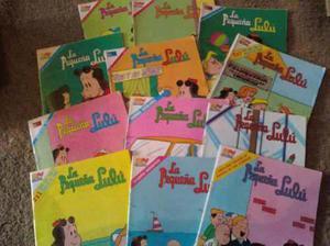 Comics de lulu editorial novaro $270 cada uno