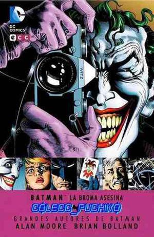 Dc comics deluxe batman the killing joke broma asesina ecc