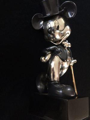 Escultura d argenta mickey mouse disney envio gratis