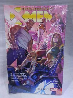 Extraordinary x-men vol.1 (vol.1 al 5) coleccion marvel 74