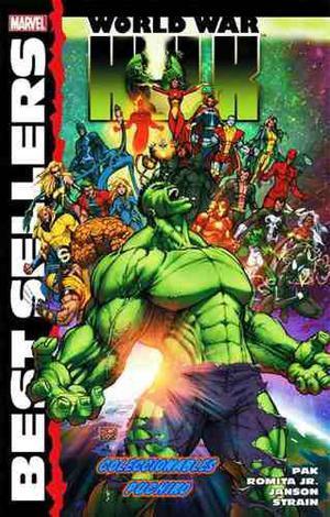 Marvel comics world war hulk best sellers ww hulk avengers