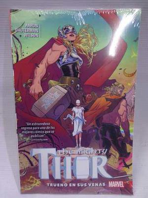 Mighty thor vol.1 (vol.1 al 5) tpb coleccion marvel 7