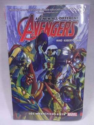 New avengers vol.1 (vol.0 al 6) tpb coleccion marvel 11