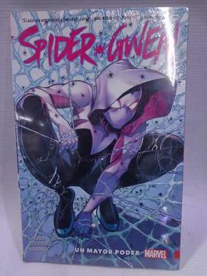 Spider gwen vol.1 (vol.1 al 6) tpb coleccion marvel 65