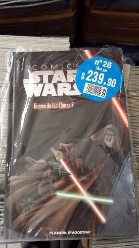 Star wars comics vol 24 al 28, 30 al 34 planeta deagostini