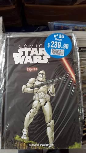 Star wars comics vol 35 al 39
