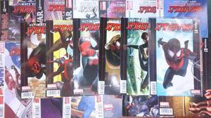 Ultimate comics spiderman televisa numeros sueltos