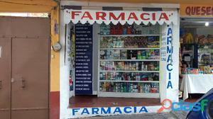 Se vende o traspasa farmacia en coyoacan cdmx patente y generico