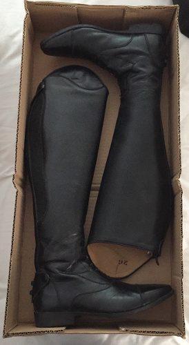 Botas equitación federica de piel original #26