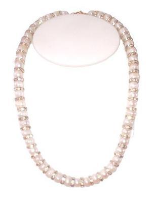 bb6daf08b19d Collar pulsera y aretes con perlas cultivadas a056 en México ...