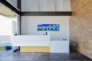 Oficina en renta zona esmeralda