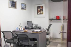 Oficinas ejecutivas con todos los servicios incluidos en