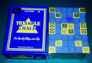 Tiza master o triangle.
