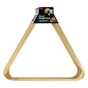 Viper wood triangle billiard rack triangulo billar bolas