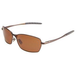 Zhile curva 8-base montura envolvente de metal gafas de sol