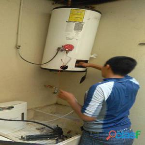 Reparación de calentadores de paso y instantáneos