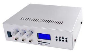 Amplificador 40 w lector usb sd para casa o coche aux 2 mics