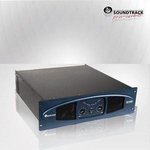 Amplificador de audio profesional 4800 w rms stp5000