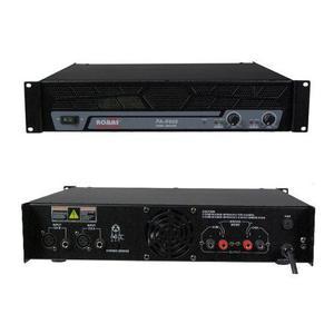Amplificador profesional de potencia 600w rms toroidal