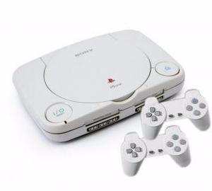 Consola de videojuegos play station 1 usada
