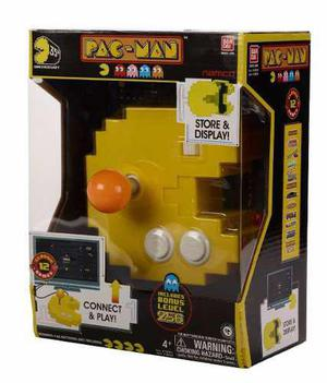 Consola pac-man connect and play 12 juegos videojuego