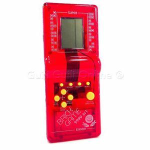 Juego Tetris Rojo Brick Clasico Game 9999 In 1 En Mexico Anuncios
