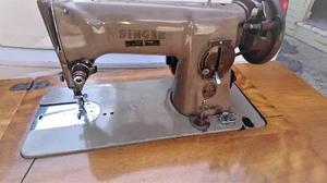 Maquina de coser singer antigua excelente estado 191j
