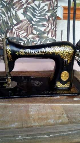 Maquina de coser singer vintage 1924