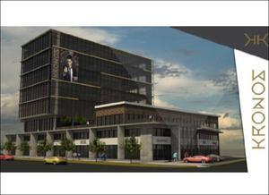 Kronos oficinas en renta!! edificio nuevo y modern