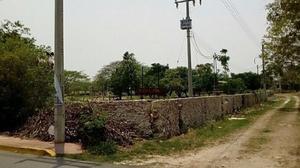 Terreno en venta en sitpach 2 hectareas totalmente