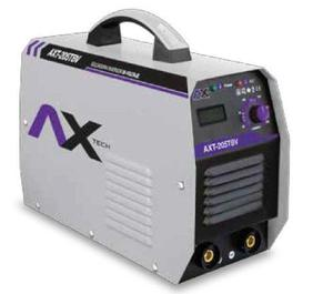 Axt,205 tbv soldadora inversor mma 200a bi voltaje 110/220