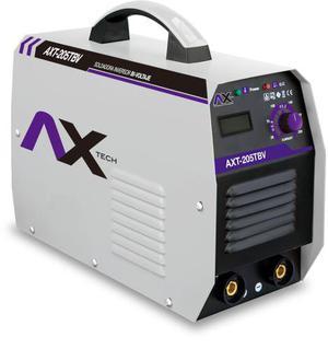 Axt-205tbv soldadora inversor mma 200 amp bivoltaje 110/220