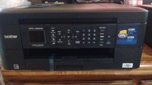 Brother mfc j480 dw wifi oficio. duplex