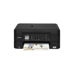 Brother - mfc-j485dw inalámbrica todo en uno impresora -