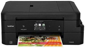 Brother mfc-j985dw inyección de tinta todo-en-uno impresora