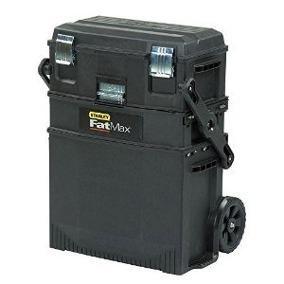 Caja porta herramientas stanley 20-800 fat-max uso rudo