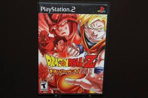 Dragon ball z budokai para playstation 2. completo.
