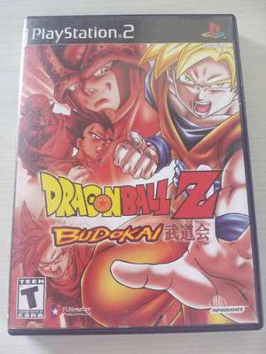 Dragon ball z budokai ps2 juego completo playstation 2