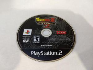 Dragon ball z budokai tenkaichi 2 ps2 gamers code**