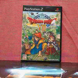 Dragon quest viii playstation 2 japones