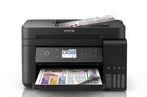 Epson multifuncional l6171 ecotank tinta continua wifi