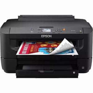 Epson workforce wf7110-tabloide con tinta de sublimación