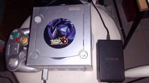 Gamecube edicion pokemon xd control y cuatro juegos